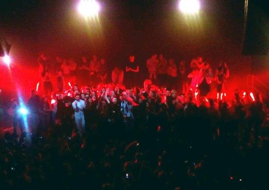 Емоційна пожежа на концерті гурту «Агонь» , Антона Савлепова, Костянтина Боровського та Микити Горюка