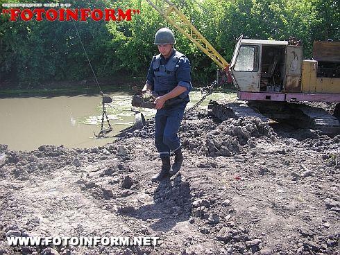 Міни часів війни знешкодили у Новомиргородському районі (ФОТО)