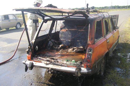 20 серпня о 15:25 до Служби порятунку «101» надійшло повідомлення про пожежу автомобіля на автошляху Благовіщенське-Новоселиця на території Благовіщенського району.
