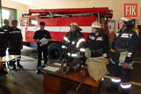 31 травня відбувся семінар-нарада з питань організації служби та реагування на надзвичайні ситуації для рятувальників 34-ї Державної пожежно-рятувальної частини смт Смоліне.