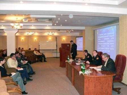 Семінар для підприємців провели фахівці Управління Держтехногенбезпеки (ФОТО)