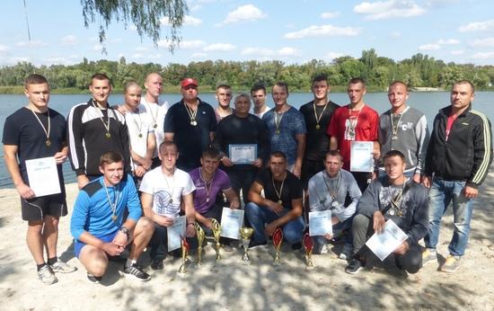 8 вересня відбулись комплексні змагання серед колективів фізичної культури Кіровоградської обласної організації ФСТ «Динамо», приурочені до Дня фізичної культури і спорту України.