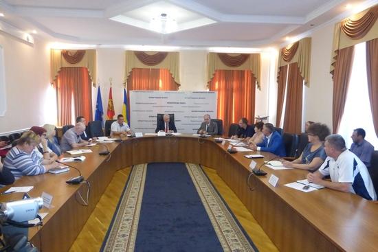 14 вересня під головуванням першого заступника голови облдержадміністрації Сергія Коваленка відбулося засідання Кіровоградської обласної ради з питань безпечної життєдіяльності населення.