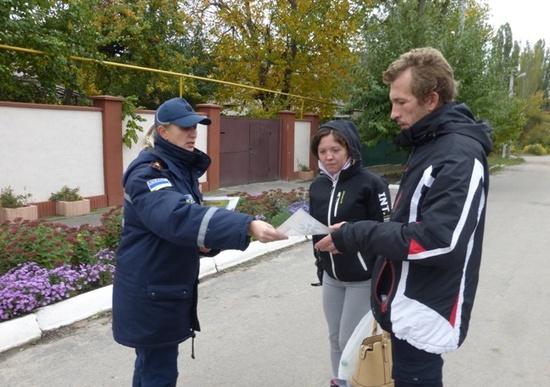 У Кропивницькому відпрацювали житловий сектор в районі вул. Полтавська