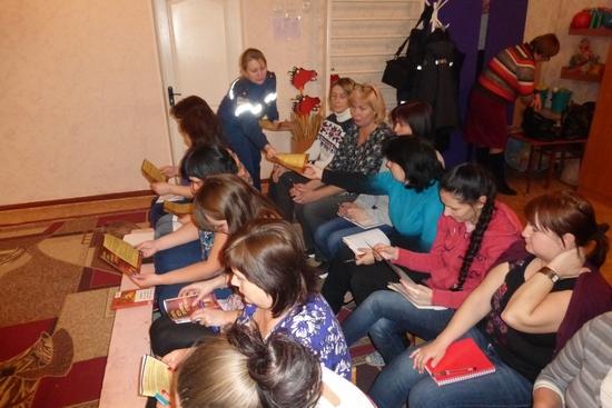 Працівники Управління ДСНС України у Кіровоградській області продовжують навчати населення правилам безпеки життєдіяльності.