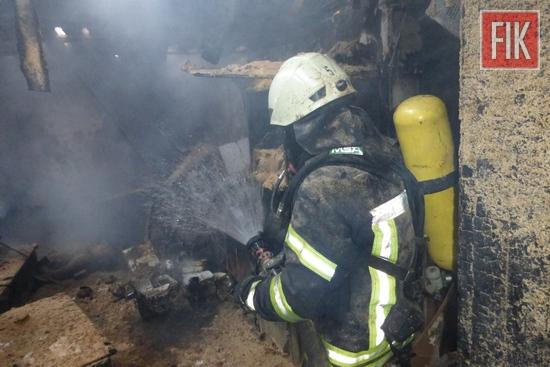 19 березня о 16:44 до Служби порятунку «101» надійшло повідомлення про пожежу на вул. Новозаводській, що в обласному центрі.