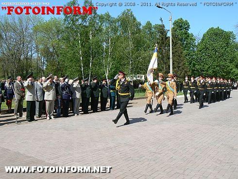 «Солдатська» каша до Дня Перемоги (фото)