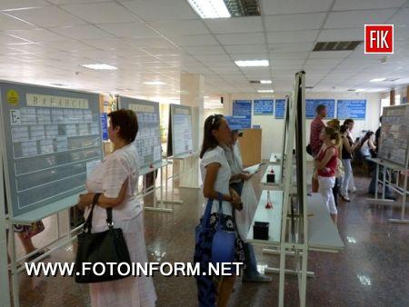 Кіровоградський міськрайонний центр зайнятості провів день відкритих дверей – в центрі уваги молодь, яка шукає перше робоче місце