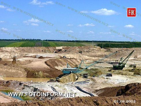Кіровоградщина: «Велта» відкрила другу чергу гірничо-збагачувального комплексу (ФОТО)