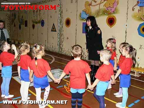 Тиждень безпеки життєдіяльності триває у школах та дитсадках області (ФОТО)