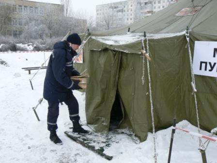 Пункти обігріву Кіровоградської області відвідало понад 6 тисяч чоловік (ФОТО)