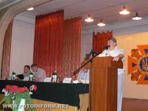 Пожежно-рятувальна служба Кіровоградщини підбила підсумки роботи у І півріччі (ФОТО)