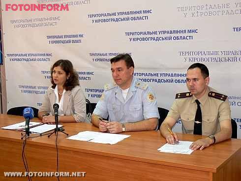 На Кіровоградщині безпечна життєдіяльність людей на постійному контролі (фото)
