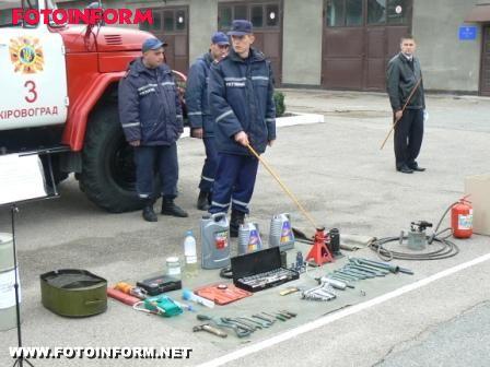 Рятувальники Кіровоградщини готові до дій за призначенням у осінньо-зимовий період (ФОТО)