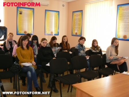 Кіровоградські рятувальники спілкувалися з журналістами (ФОТО)