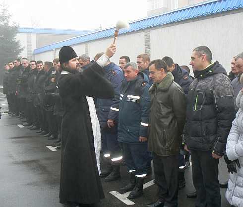 19 січня весь православний світ відзначав Водохреща. Перебували на чергуванні поблизу водойм, де відбувалося свято і рятувальники Кіровоградської області