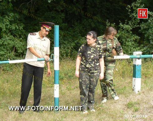 Кіровоградщина: рейд пройшов на території Оникіївського лісгоспу