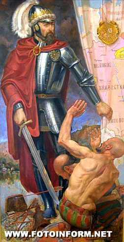 Присвячується 650-річчю Синьоводської битви (ФОТО)
