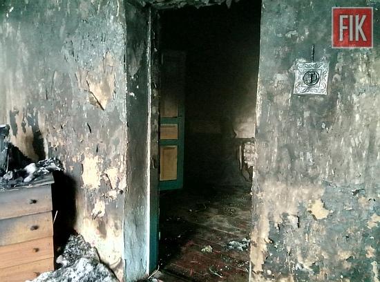 29 січня о 08:03 до Служби порятунку «101» надійшло повідомлення про пожежу у приватному одноповерховому житловому будинку на вул. Куліша у с. Володимиро-Ільїнка Бобринецького району