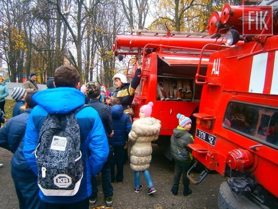 На Кіровоградщині школярі отримали цікавий урок