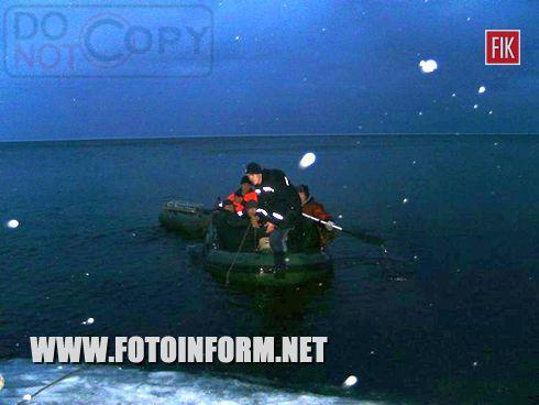 31 січня у Світловодському районі Кіровоградської області рятувальниками ДСНС врятовано 7 рибалок. Виклики до Служби порятунку «101» надходили у різний час, від людей, які окремо рибалили на льоду Кременчуцького водосховища.