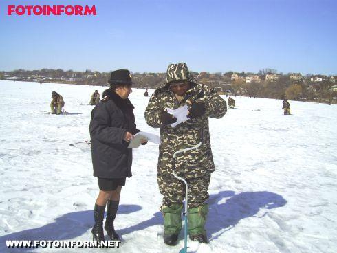 зимняя рыбалка в кировограде