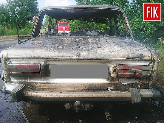 24 червня о 15.59 до Служби порятунку «101» надійшло повідомлення про пожежу автомобіля ВАЗ-2106. Подія сталась у м. Долинська по вул. Войкова.