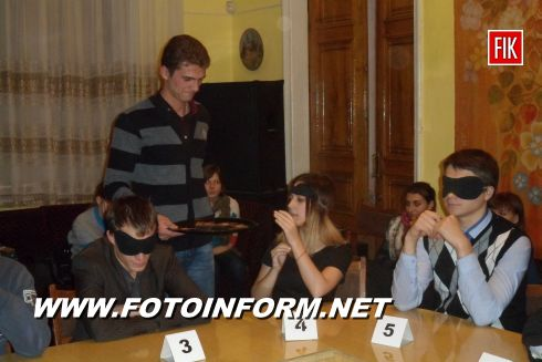 12 ноября студенты факультета истории и права КГПУ им. В.Винниченко, «перевоплотившись» в «мафию» и «мирных жителей» боролись за победу.