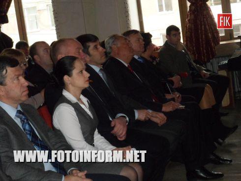 Вчера, 6 фераля, Кировоград посетил министр образования и науки Сергей Квит.