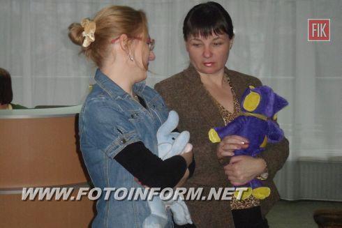 В Кировограде состоялась благотворительная акция (ФОТО)
