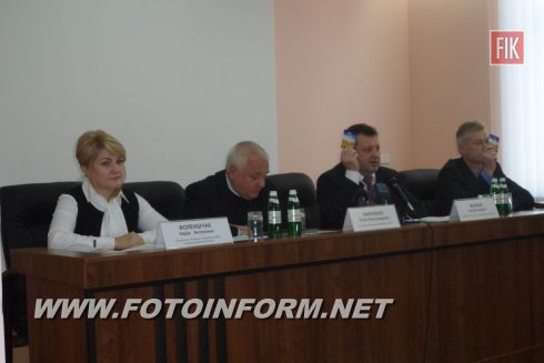 Кировоград: Игорь Волков повторно занял руководящую должность (ФОТО)