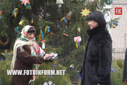 Кировоград: ярмарка новогодних красавиц (ФОТО)