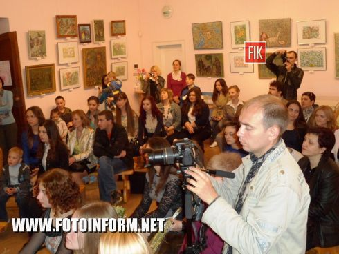 В Кировограде состоялось мероприятие, посвященное людям, которые подарили нам самое дорогое, что может быть - жизнь.