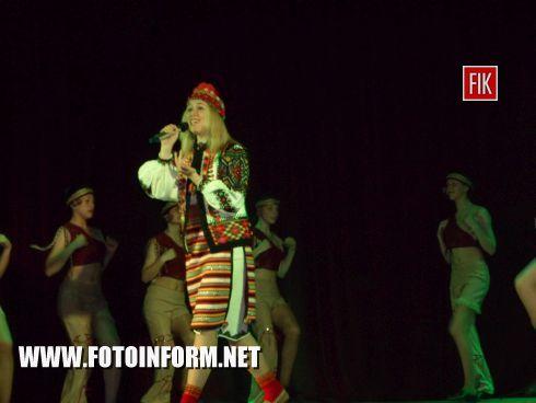 Вчера в Кировограде, в КГПУ им. В. Винниченко состоялся грандиозный финал четвертого сезона «Вокальная кузня».