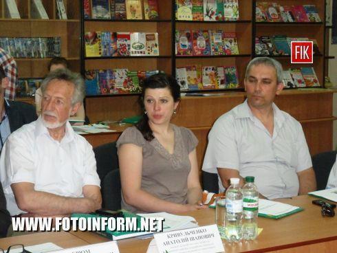 Кировоград: грандиозные планы по реформированию области (ФОТО)