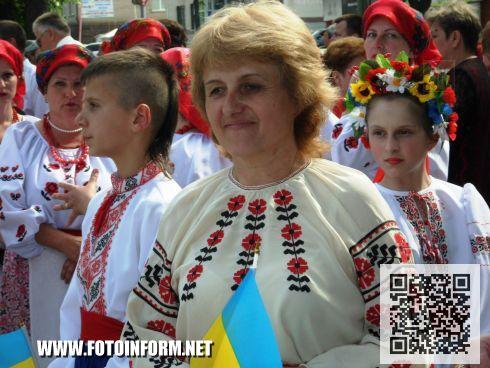 ХХIV Всеукраинского фестиваля-конкурса вокально-хорового искусства «Калиновий спів»