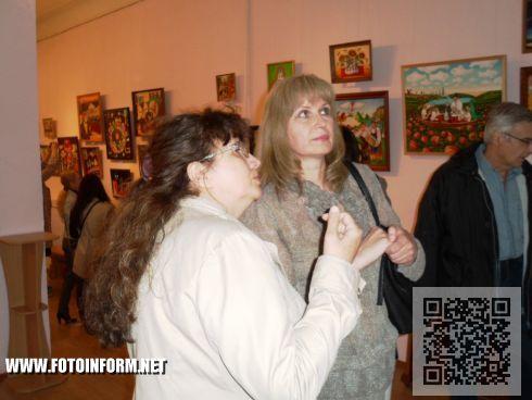 29 мая в Кировоградском областном художественном музее состоялось открытие выставки «Городские легенды Андрея Липатова», посвященная 55-летию со дня рождения художника А.Ю.Липатова.