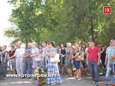 Кировоградцы попрощались с двумя погибшими земляками (фото)