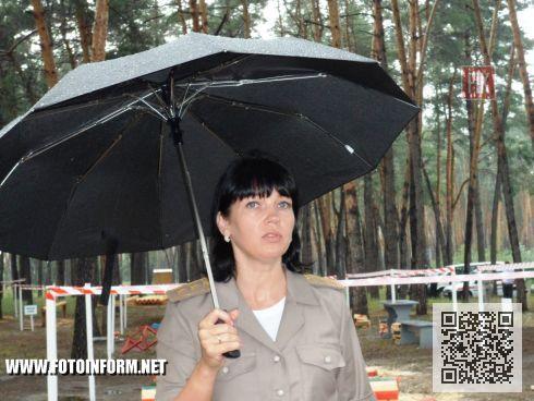 Вчера, 28 июля, в Александровском районе, на базе Александровского лесничества состоялись юбилейные десятые областные соревнования среди вальщиков леса.