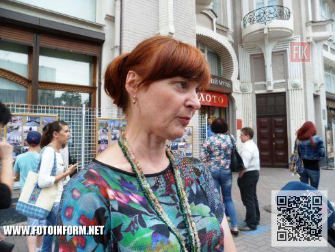 Кировоград: посвящено дню ВДВ (ФОТО)