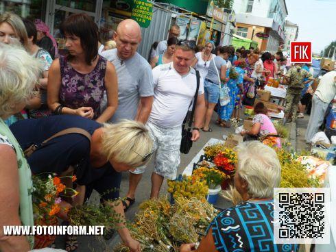 В Кировограде букетный бум (ФОТО)