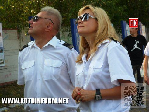 Сегодня, 29 августа, в Кировоградской летной академии НАУ состоялись мероприятия, посвященные Дню авиации.