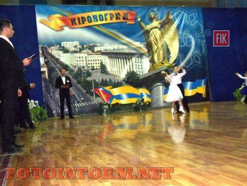 Всеукраїнський турнір зі спортивних бальних танців «Кубок ректора».