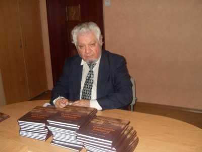 Кіровоградські письменники в «Єлисаветградському книговирі» (ФОТО)