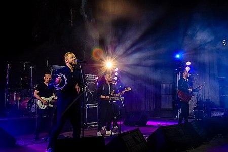 В Кировограде состоялся яркий концерт группы «Авиатор» (ФОТО)