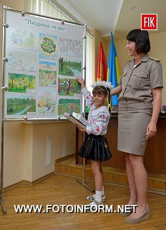 Кіровоградщина: лісівники вітали переможців (ФОТО)