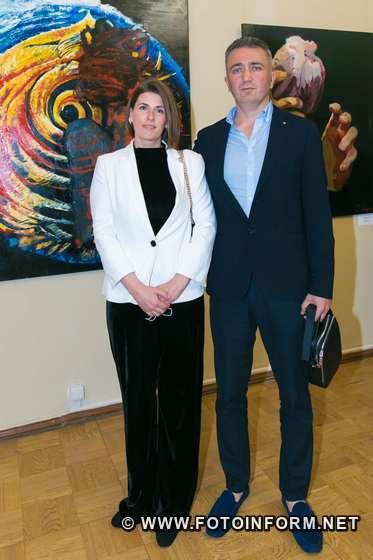 виставка Ірини Онопенко «Мистецтво проти насильства»