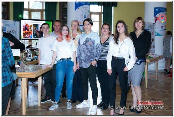 Праздник интеллекта, креатива и творческой энергии от Киевской МАН