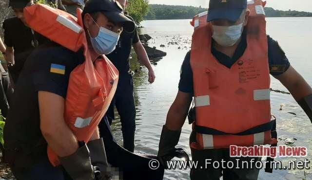 На Кіровоградщині знову потонула людина