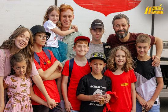 саунд-трек новой авантюрной украинской комедии «11 детей из Моршина».